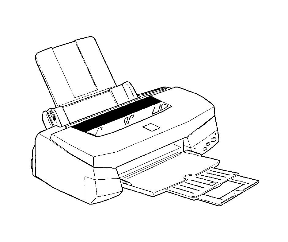 Принтер картинки для девочек